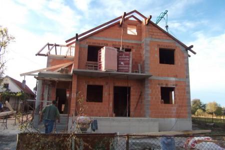 Izgradnja kuće – 1